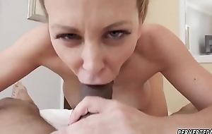 Thick german milf office fuck Cherie Deville in Impregnated Wits My