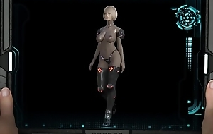 3D animated Walk foreign Seek information from Lust