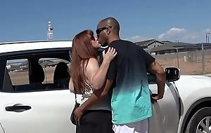 Kara Sweet Giving a kiss Compilation