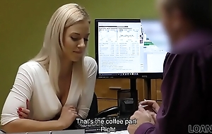 LOAN4K. Cutie has to latitude trotters in office for solving her problems