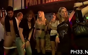 Frat party sexual congress clip
