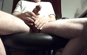 Wanking Uncaring Cock