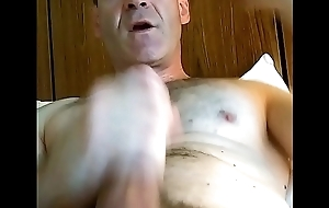Camjockva masturbating together with dangerous