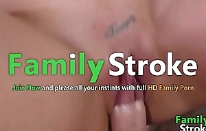 FamilySTROKE.net - Feasting MOM Big Boobs at one's disposal Morning