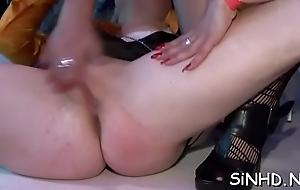 Dinner band porn