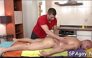 Hot lay out is delighting cute gay with wild blowjob