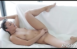 Guys divine balk gets a lubricious riding from unbelievable girl