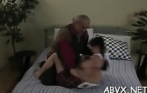 Animalistic lesbo servitude in amateur scenes along hot babes