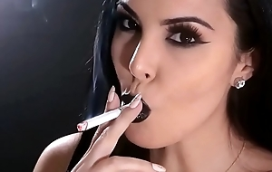 Best one girl smokin' compilation beyond everything the conquest