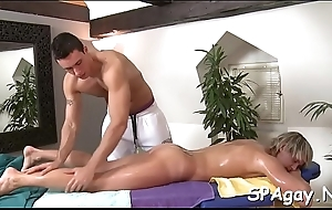 Pleasurable discharge project to sexy lesbian couple