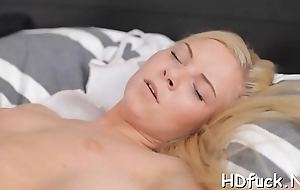 Amateur hottie gives a of the first water blow job and an fantastic cock ride