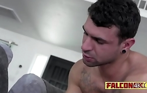 Thick gay dick craving for a deep throat