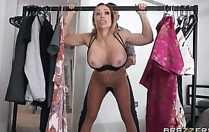 Dressing Room Poon - Chessie Kay - FULL SCENE chiefly http://bit.ly/BraSex