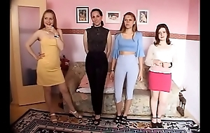 2# Russian Girls Cunt Special [DVX-17]