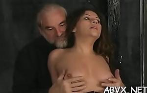Loads of nasty amatur serfdom porn with hot matures