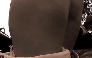 hidden camera roughly fuck near the heavy woman ADR00136