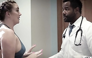 Black Doc fucked into ass his blue-eyed boy envelope - PURE Interdiction