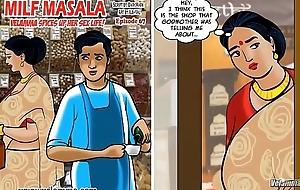 Velamma Episode 67 - Milf Masala –_ Velamma Spices up their way Copulation Life!