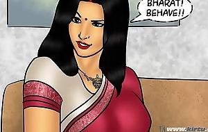 Savita Bhabhi Incident 78 - Pizza Delivery &ndash_ Abettor Sausage !!!
