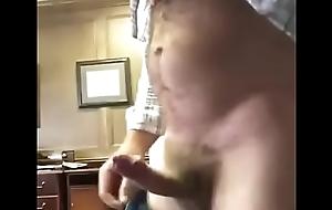 cowboy gostoso se exibindo