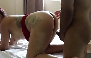 Bettoh Fitness - Playing with big bore woman