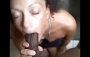 @SinCity Starr - Sucking the soul get a kick from this nigga bbc