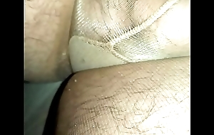 Smegipantyhose - cudowne delikatne beżowe rajstopki