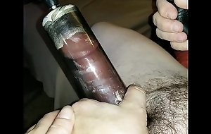 Penis cross-examine relaxation