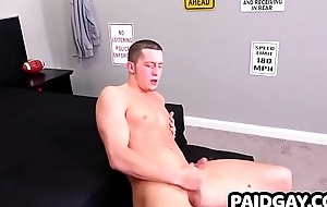 Artless jock solo manhandle in the air his big weasel words