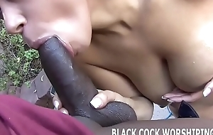 My wet pussy is ergo get-at-able be worthwhile for a big black blarney