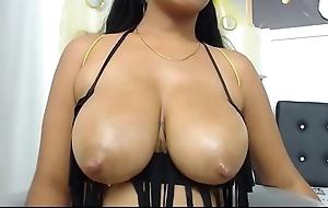 Awesome big boobs colombian - jasminecam.porntubebrazil.com