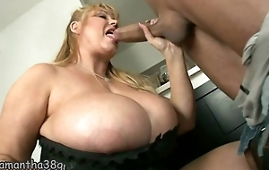 Chubby adult with easy on the eyes well-known bowels gets fucked well