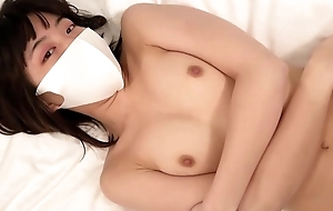 Narrow-eyed cutie with natural breast acquires fucked well