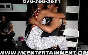 Columbia SC'_s Worn out Black Get up to Stripper &quot_Candyman&quot_